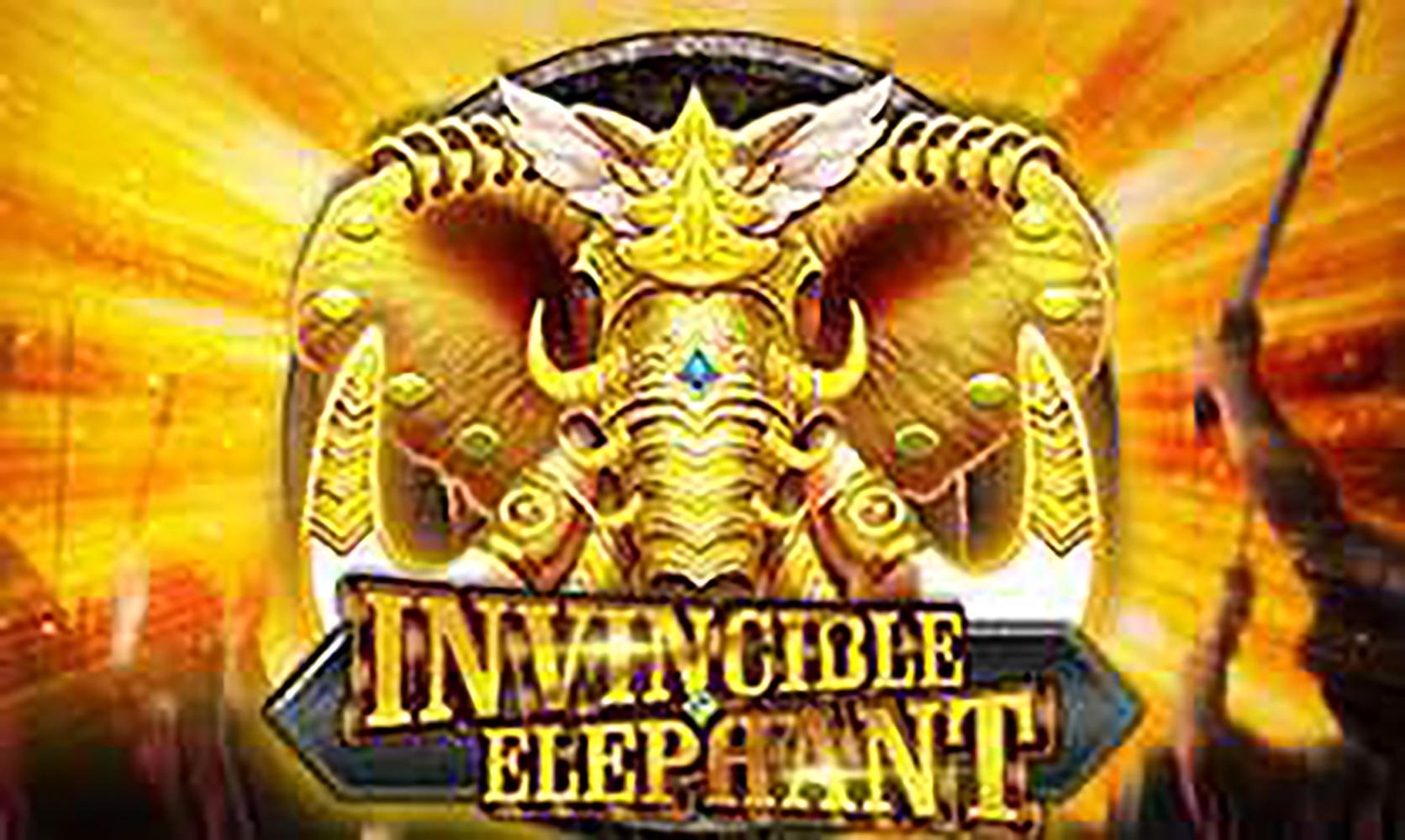 cq9-InvincibleElephant
